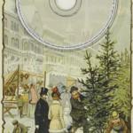 Weihnachtskarte Deutsches Rundfunkarchiv 2007