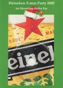 Heineken Xmas-Party