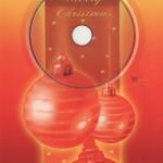 Weihnachtskarte mit Musik (Kugel)