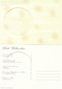 premium weihnachtskarten mit cd. Black Bedroom Furniture Sets. Home Design Ideas