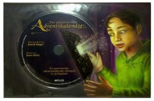 Der geheimnisvolle Adventskalender mit CD, Hörbuchseite