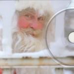 DIN lang Weihnachtskarte Mini-CD