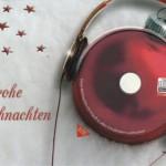 Weihnachtsbaumkugel Postkarte mit CD-R